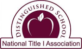 National Title I Distinguished School